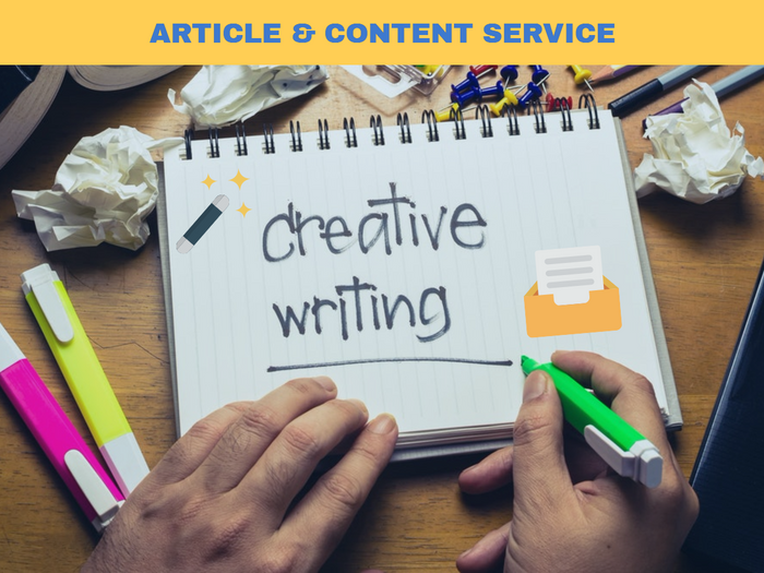VIP Writing Service: Blog Articles for Sites and Stores  ✍️