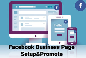 Marketing and promoting a Facebook business page