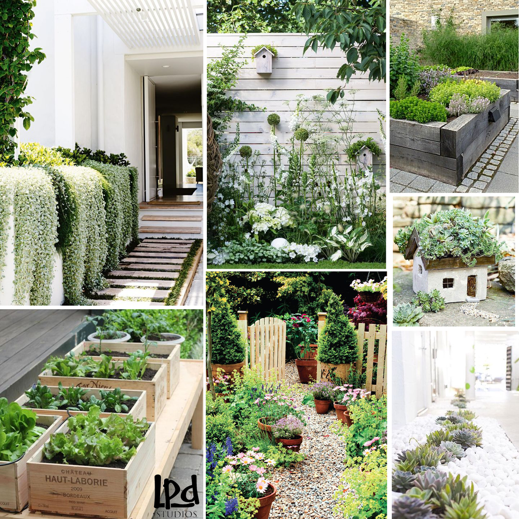 LPDstudios Blog: Inspiration - Gardens Galore
