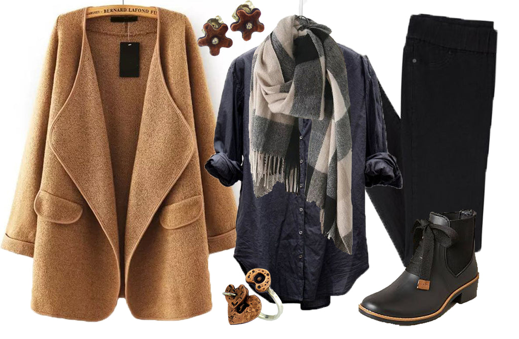 LPD Style: Caramel and Copper