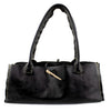Black Rhino Evening Tote in Leather