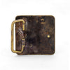belt buckle square