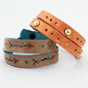 Leather Stamped Bracelet Workshop -  Harrisburg, PA - May 11, 2020