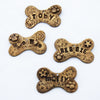 Brass Dog Tags with Adorable Nicknames