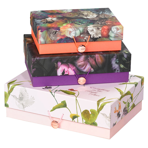 Ted Baker Storage Boxes