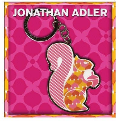 Squirrel Keychain by Jonathan Adler