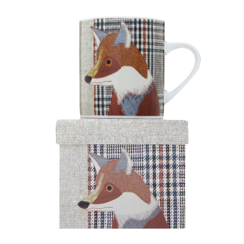 Distinguished Fox Mug