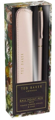 Touchscreen Pen in Soft Pink by Ted Baker