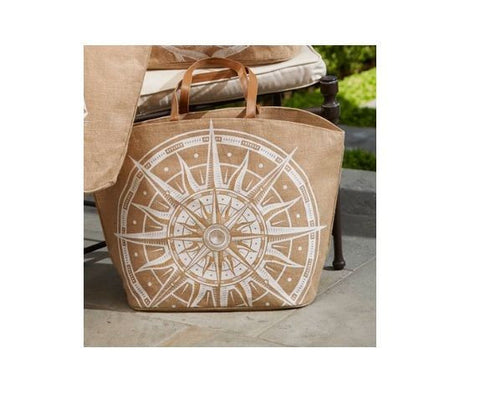 Ship's Wheel Tote