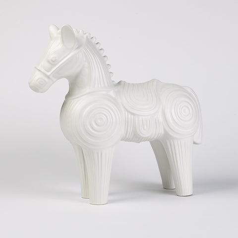 Large Ceramic Horse by Jonathan Adler