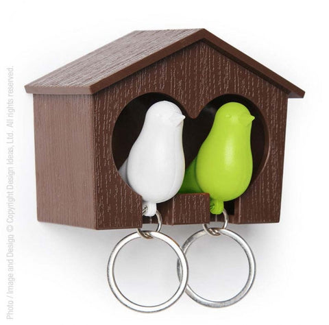 Sparrow Key Ring Holder