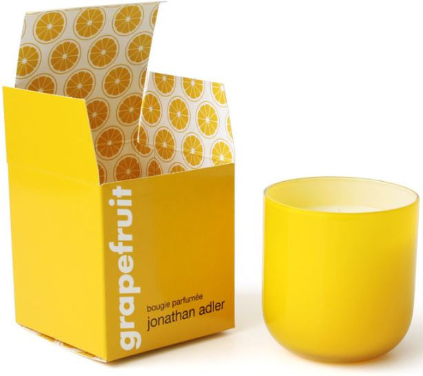 Grapefruit Pop Candle by Jonathan Adler