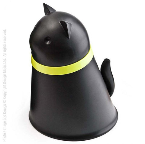 Kitty Feeder in Black