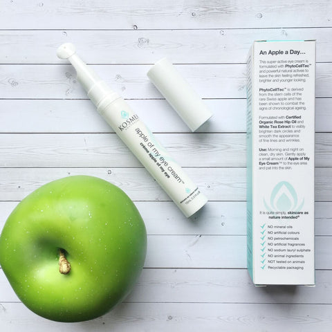 Kosmea Apple of My Eye Cream with Swiss Apple Stem Cells