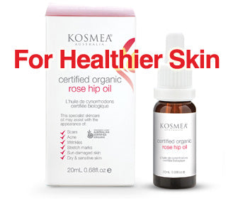 Kosmea Rose Hip Oil for Healthier Skin