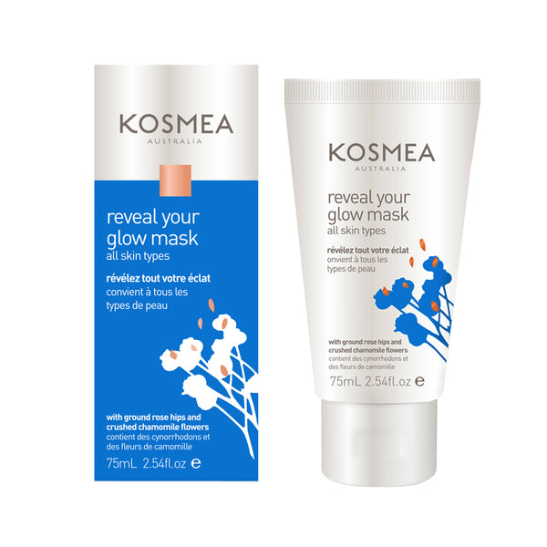Kosmea Australia Reveal Your Glow Facial Mask