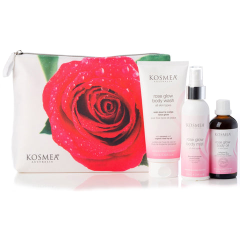 Rosey Glow Body Essentials