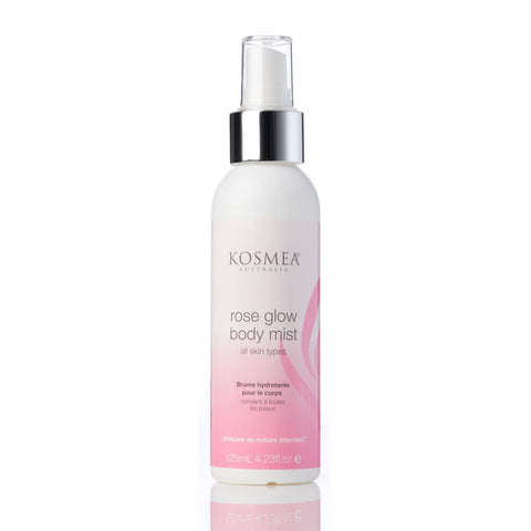 Kosmea Rose Glow Body Mist 125ml