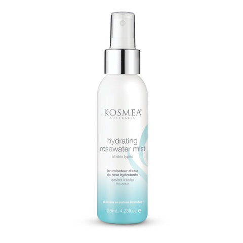 Hydrating Rosewater Mist 125ml - Kosmea USA  - 1