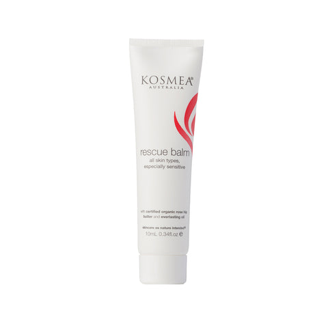 Kosmea Rescue Balm 10ml for damaged skin repair