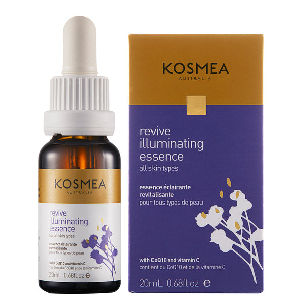 Kosmea Australia Revive Illuminating Essence 20ml now available in USA