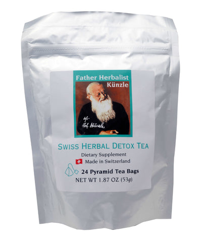Swiss Herbal Detox Tea