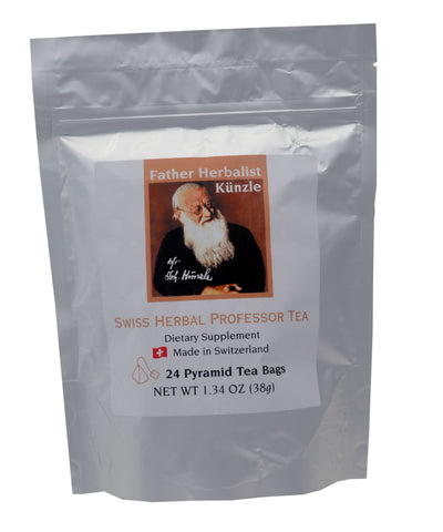 Swiss Herbal Professor Tea