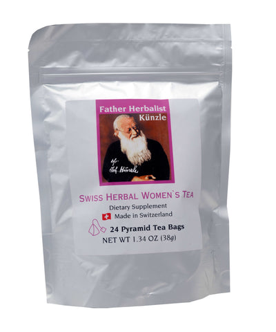 Swiss Herbal Women's Tea