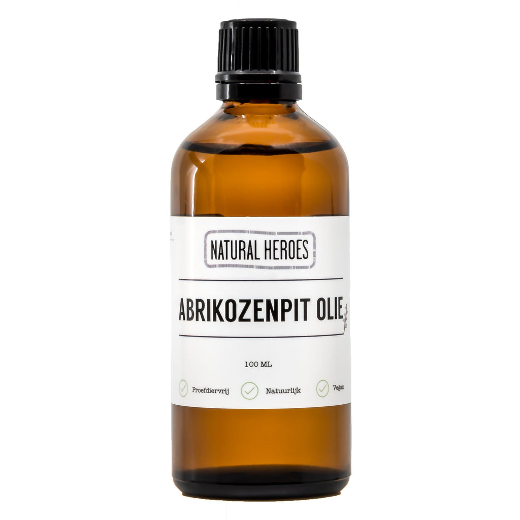 Abrikozenpit Olie Natural Heroes 100 ml