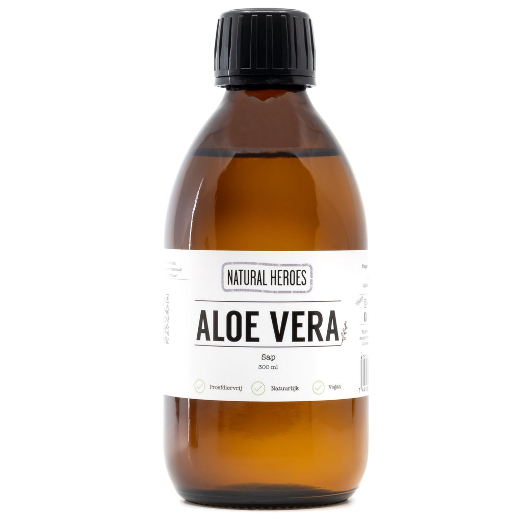 Aloë Vera Juice / Sap Natural Heroes