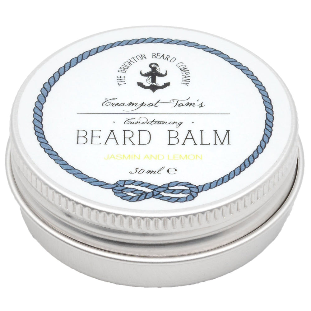Baardbalsem (Citroen & Jasmijn) - The Brighton Beard Company The Brighton Beard Company 30 ml