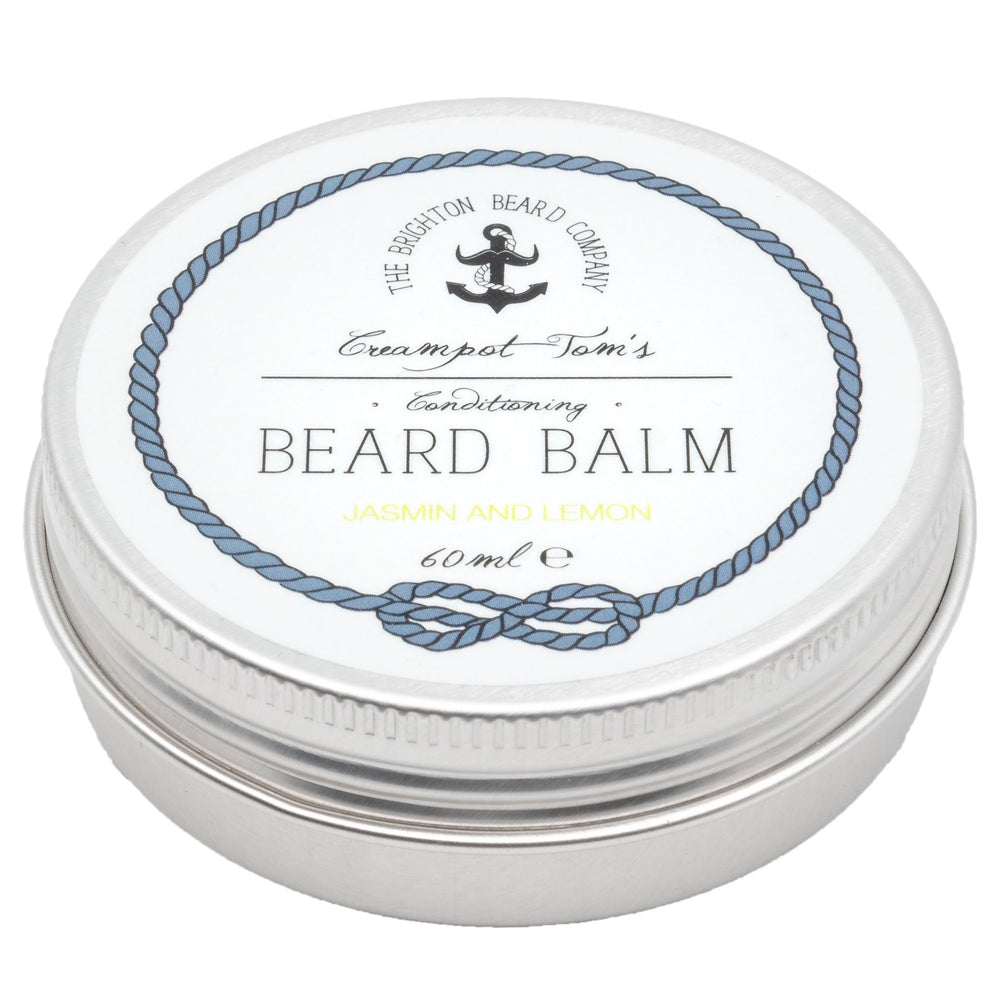 Baardbalsem (Citroen & Jasmijn) - The Brighton Beard Company The Brighton Beard Company 60 ml