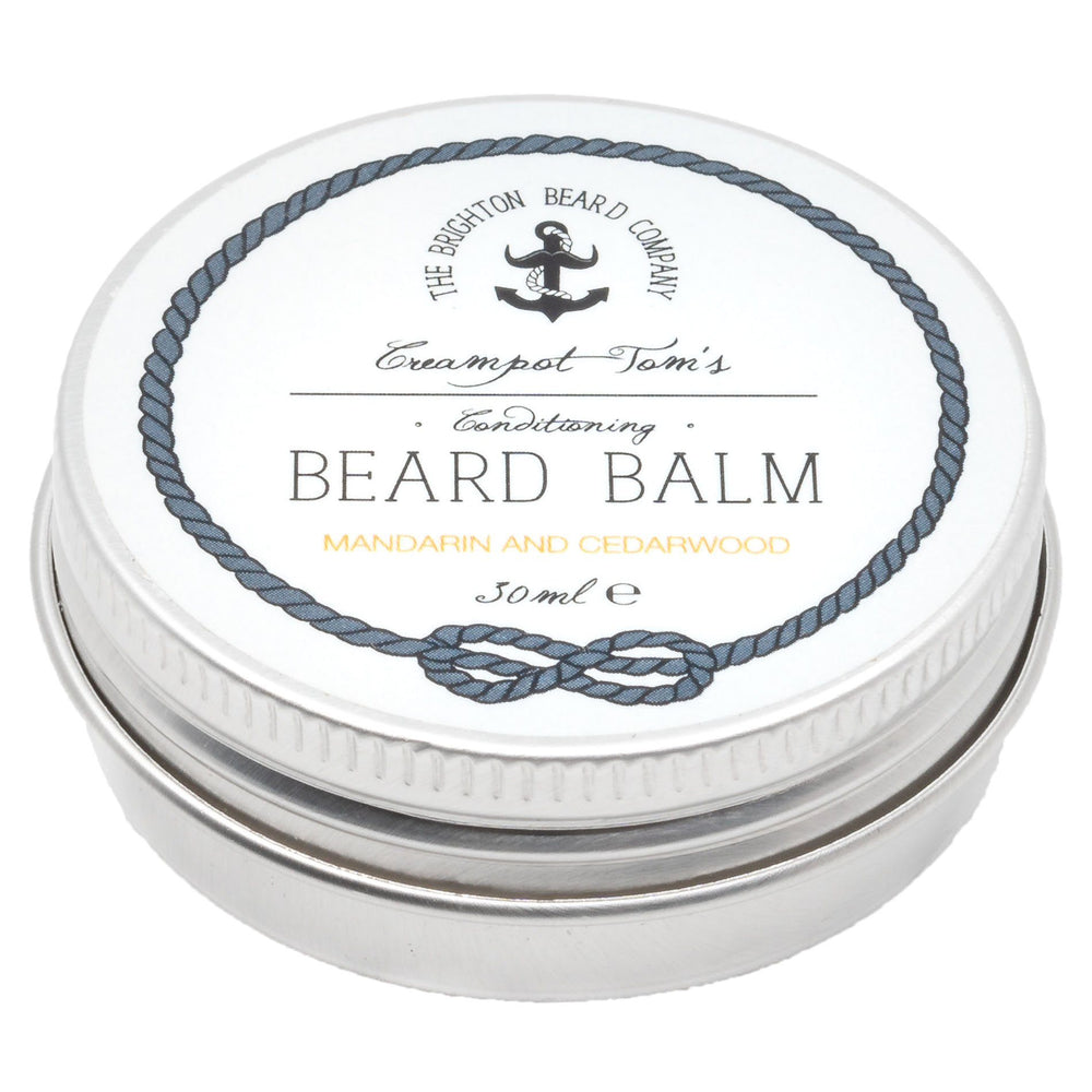 Baardbalsem (Mandarijn & Cederhout) - The Brighton Beard Company The Brighton Beard Company 30 ml