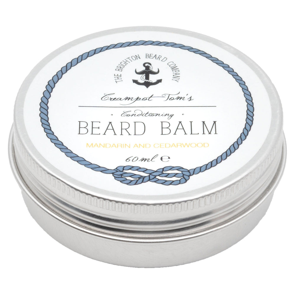 Baardbalsem (Mandarijn & Cederhout) - The Brighton Beard Company The Brighton Beard Company 60 ml