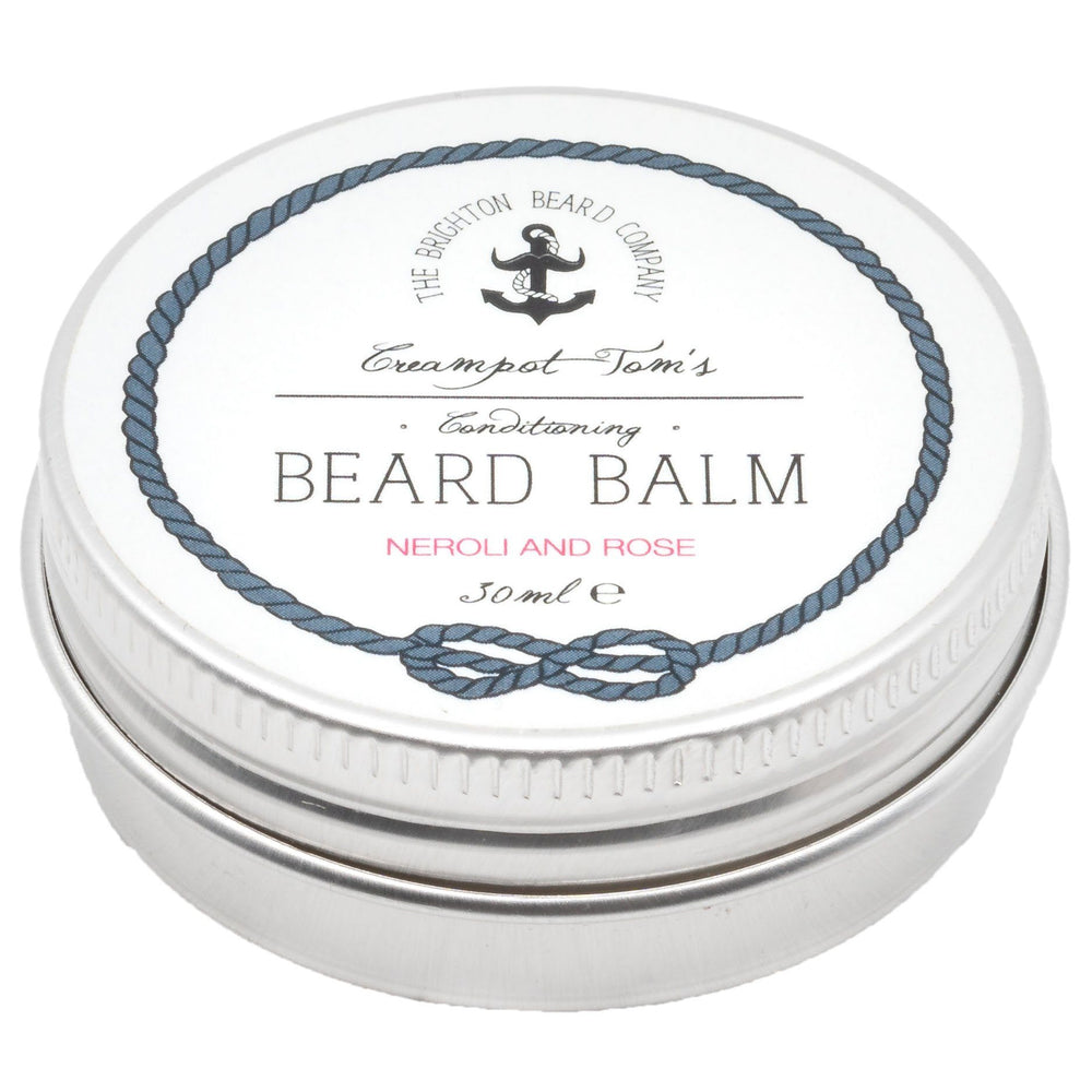 Baardbalsem (Rozen & Oranjebloesem) - The Brighton Beard Company The Brighton Beard Company 30 ml