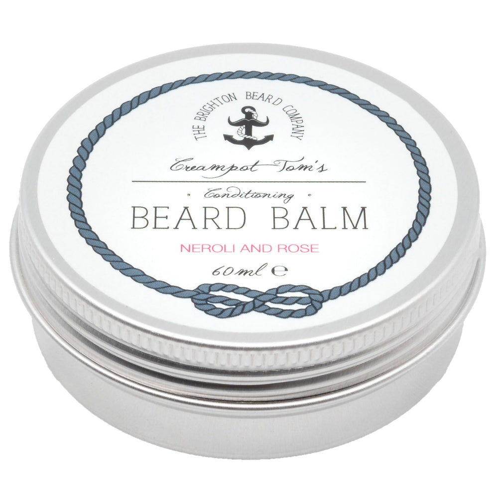 Baardbalsem (Rozen & Oranjebloesem) - The Brighton Beard Company The Brighton Beard Company 60 ml