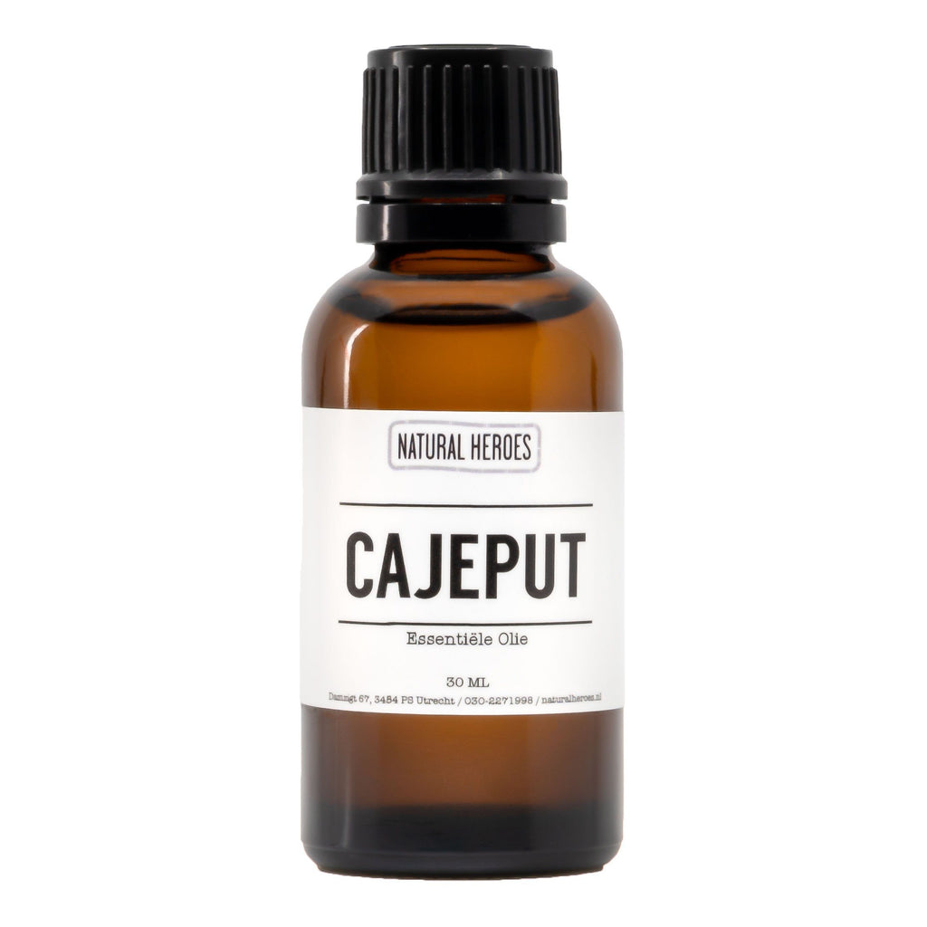 Cajeput Essentiële Olie Natural Heroes 30 ml