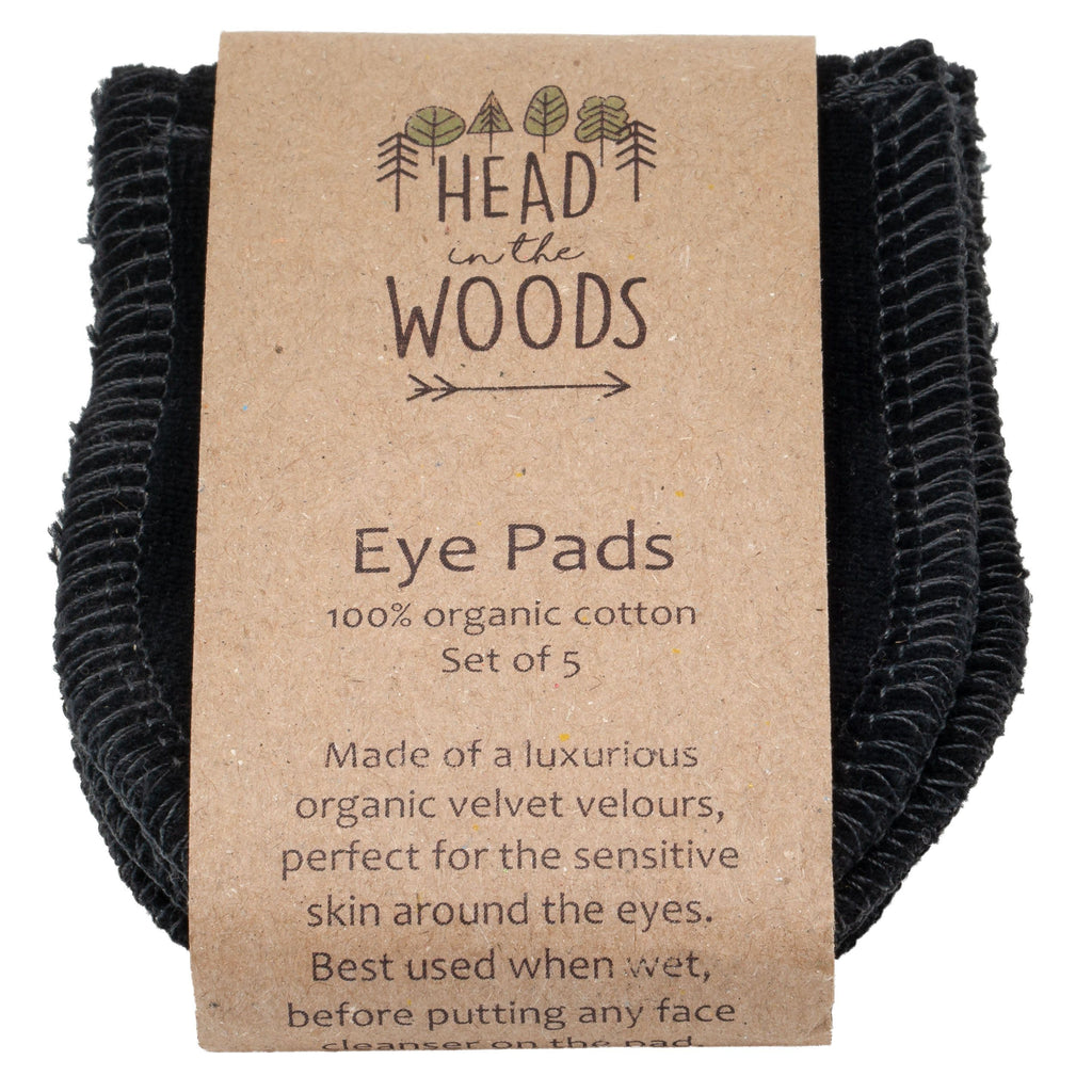 Eye Pads - Biologisch Katoen Head In The Woods