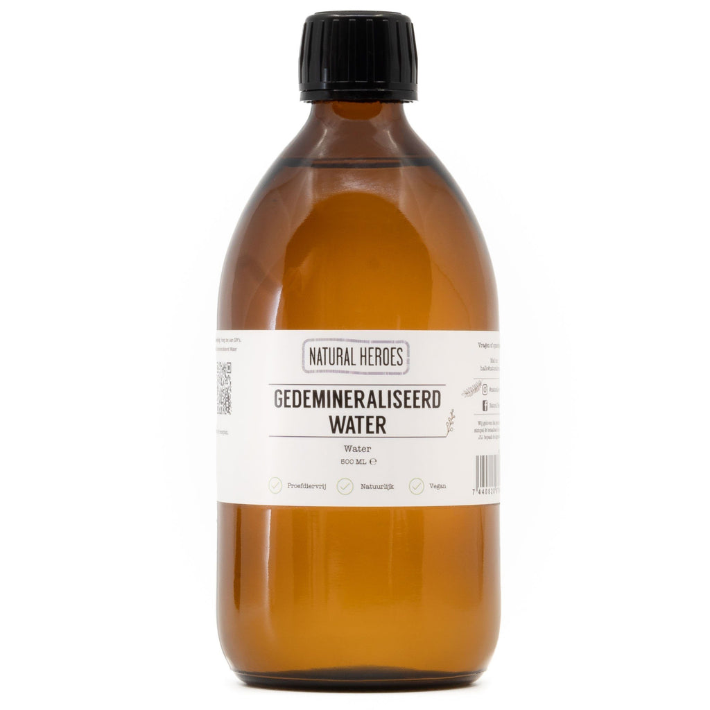 Gedemineraliseerd Water Natural Heroes