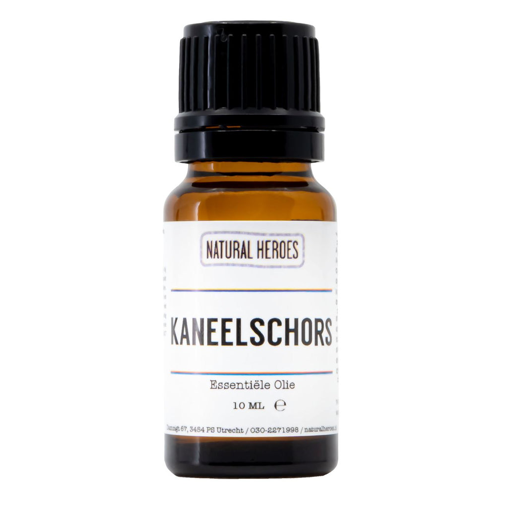Kaneelschors Essentiële Olie Natural Heroes