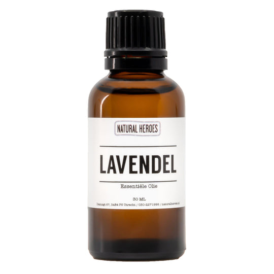 Lavendel Essentiële Olie Natural Heroes 30 ml