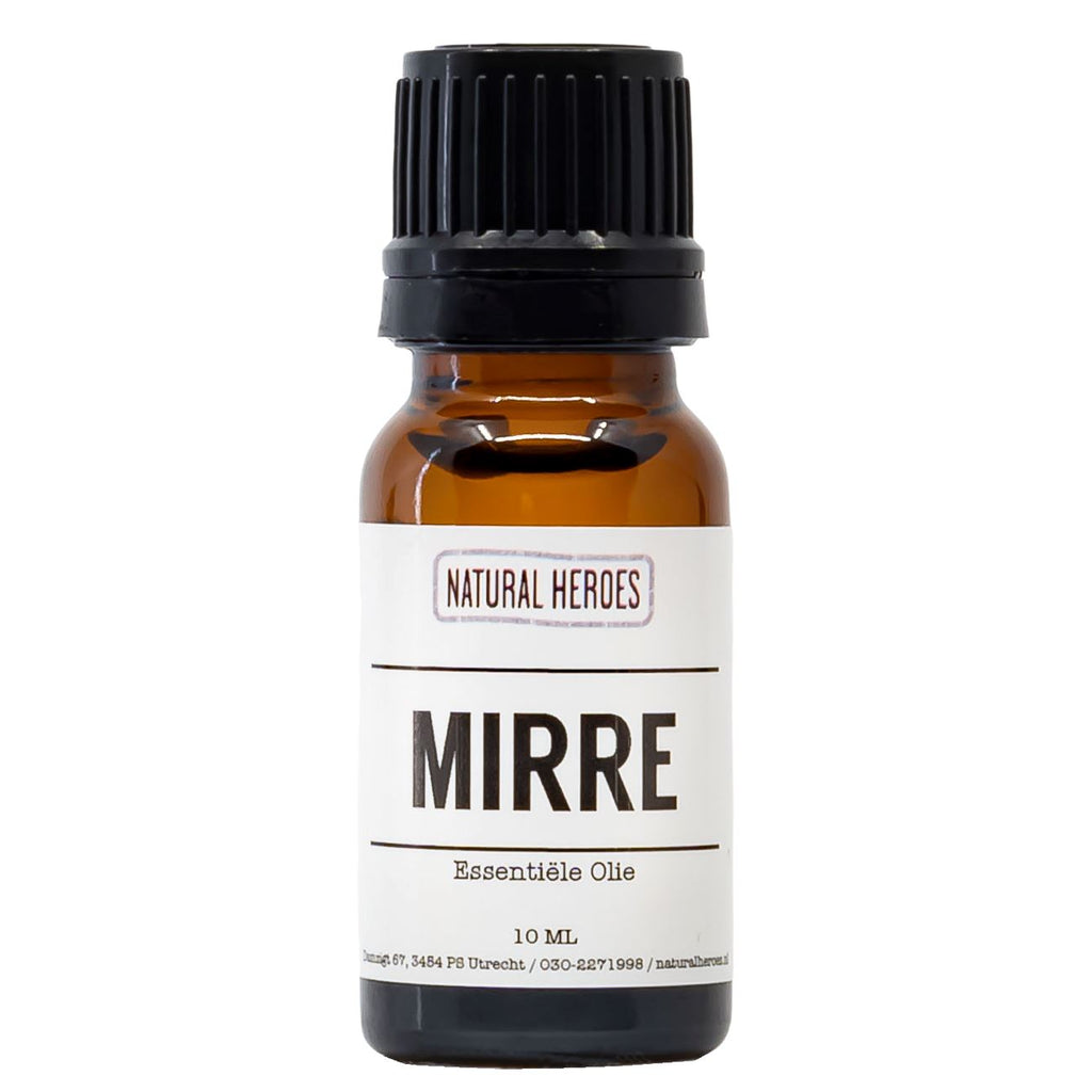 Mirre Essentiële Olie Natural Heroes
