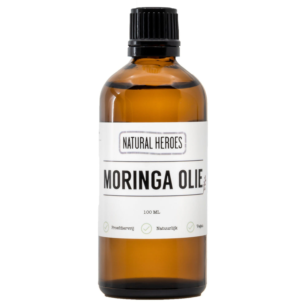 Moringa Olie Natural Heroes 100 ml