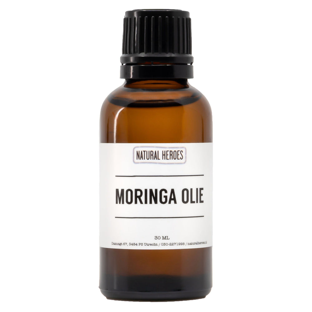 Moringa Olie Natural Heroes 30 ml