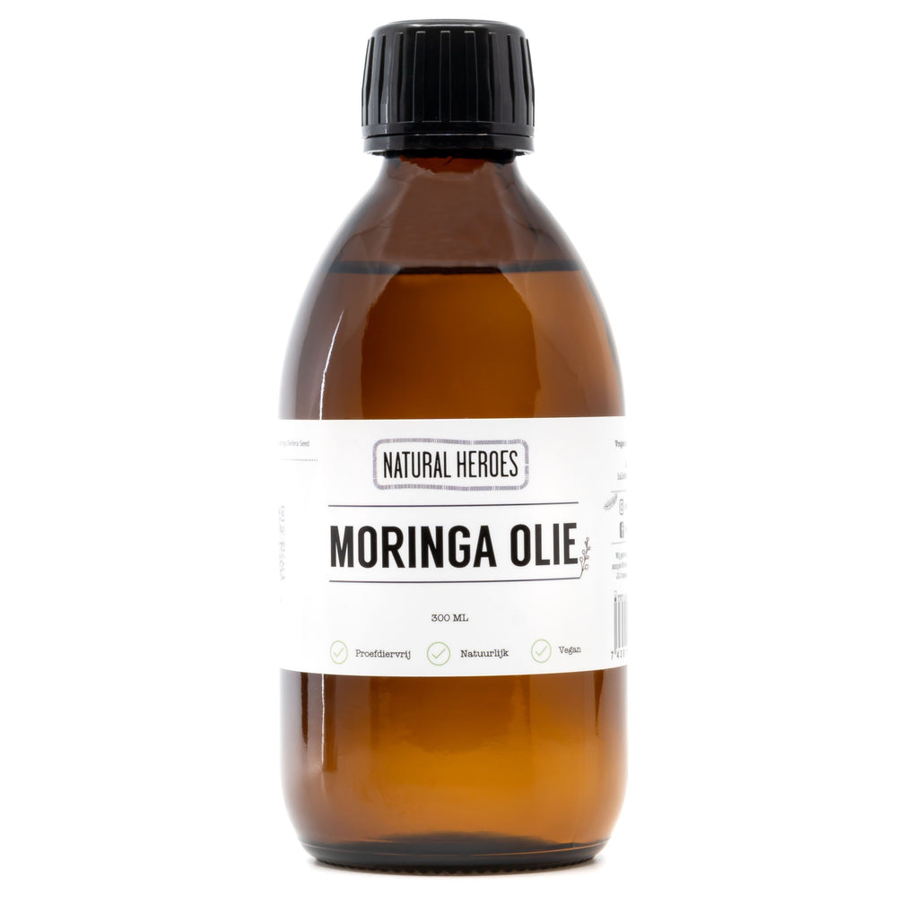Moringa Olie Natural Heroes 300 ml
