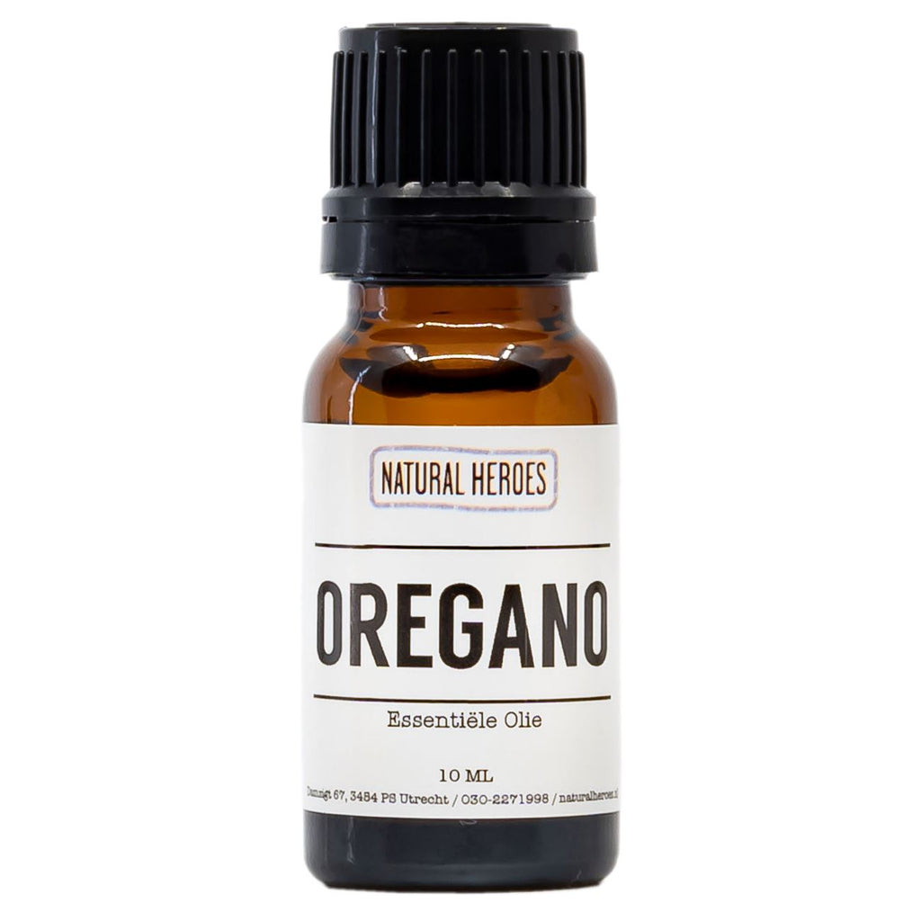 Oregano Essentiële Olie Natural Heroes