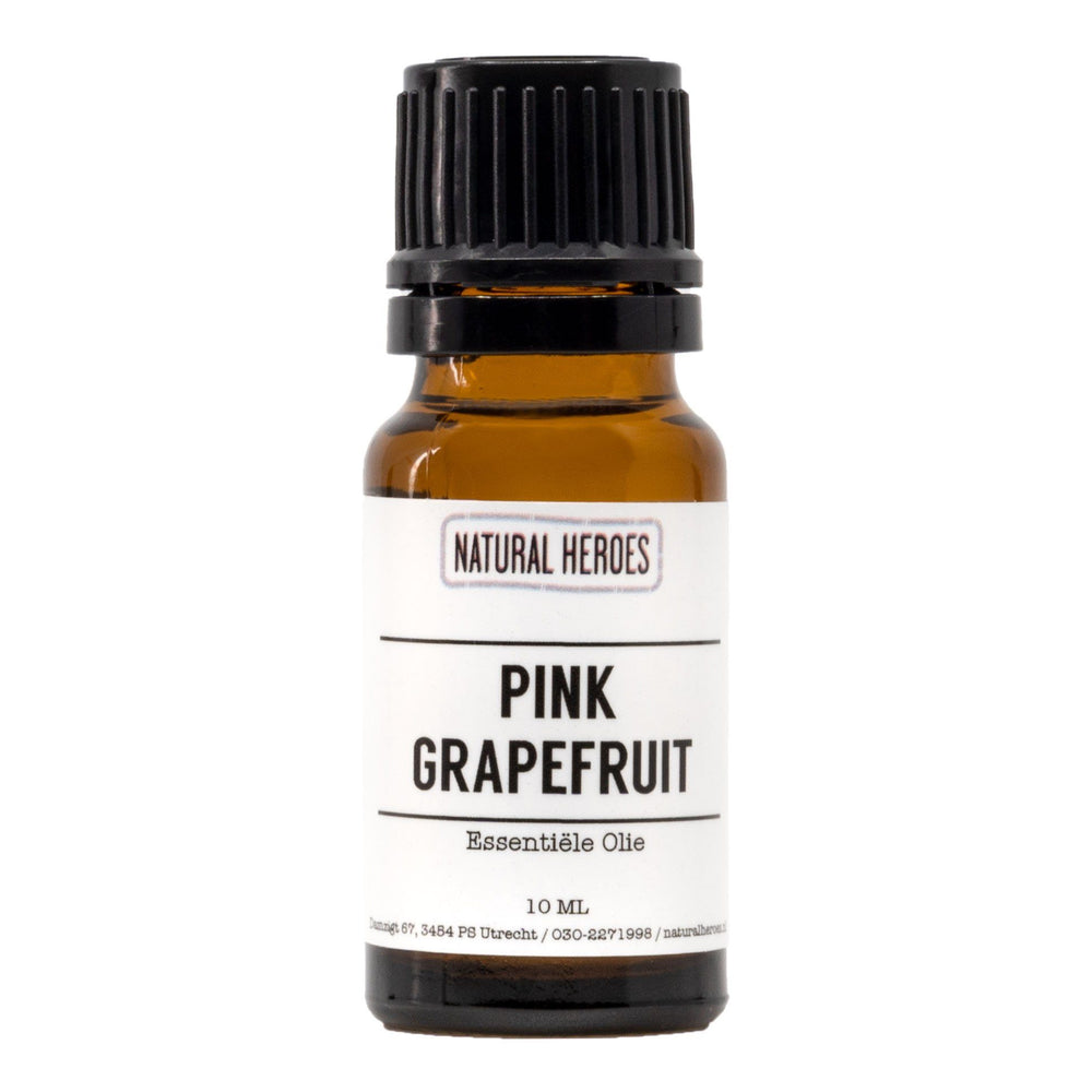 Pink Grapefruit Essentiële Olie Natural Heroes 10 ml