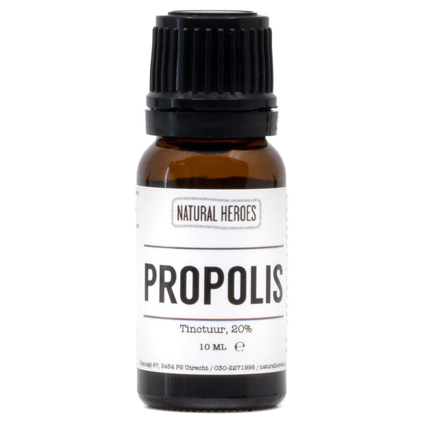 Propolis Tinctuur (20%) Natural Heroes 10 ml