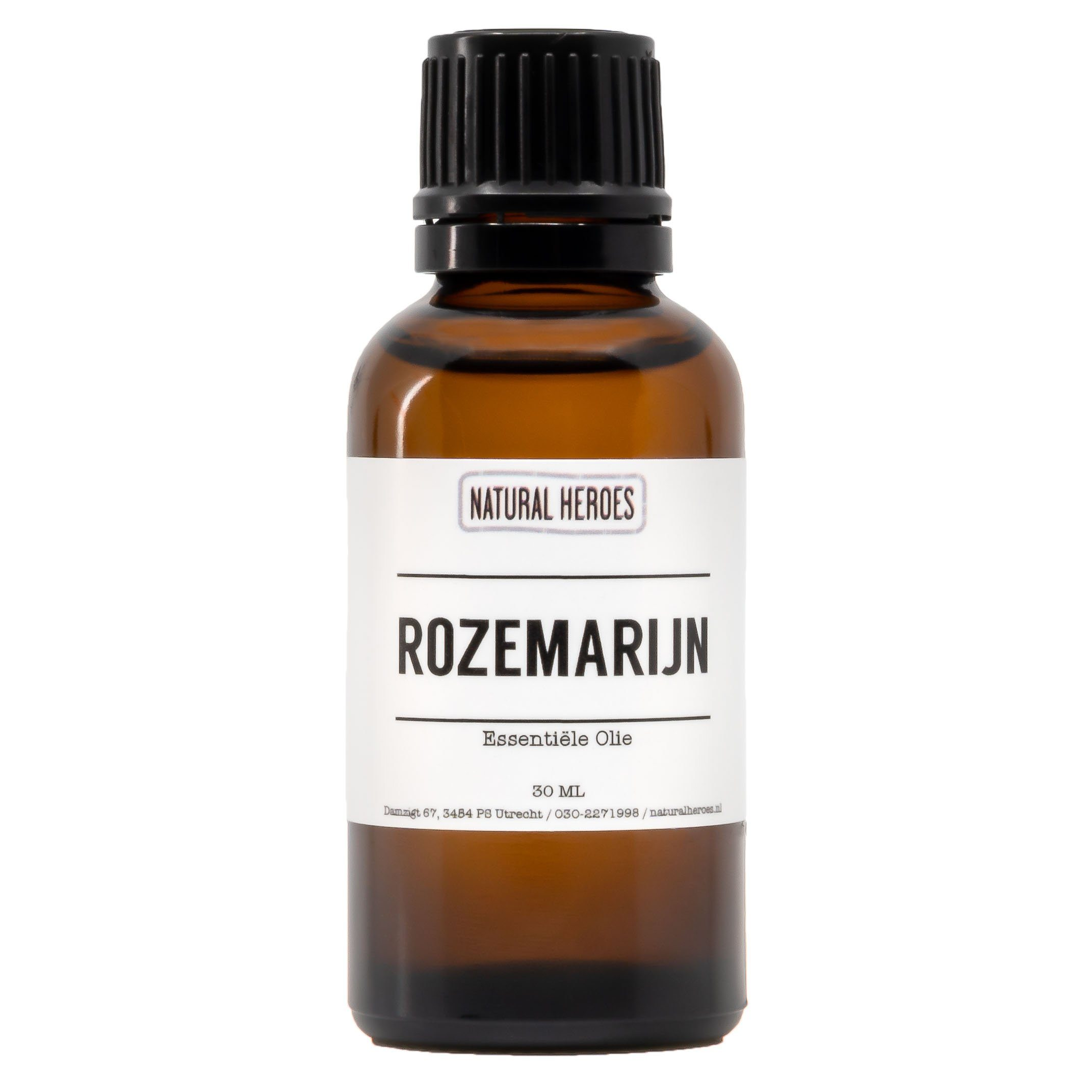 Rozemarijn Essentiële Olie Natural Heroes 30 ml