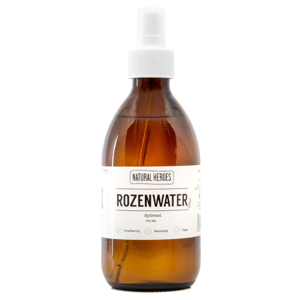 Rozenwater (Hydrosol) Natural Heroes